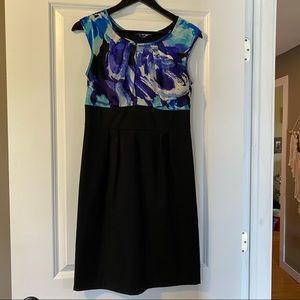 3 / $30! ♡ Dress Barn Formal Dress Multi-coloured
